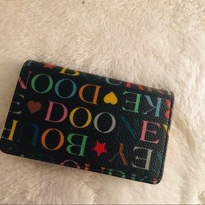 Dooney & Bourke Cell Phone Holder and Wallet